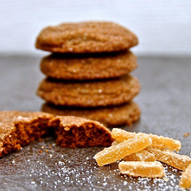 Wanda's Ginger Cookies