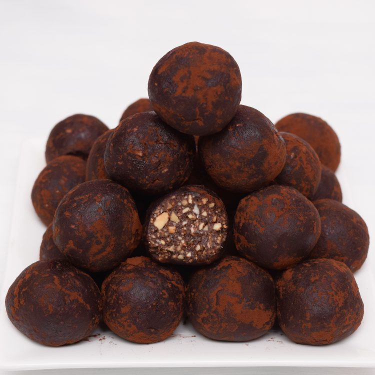 Snickers Bliss Balls