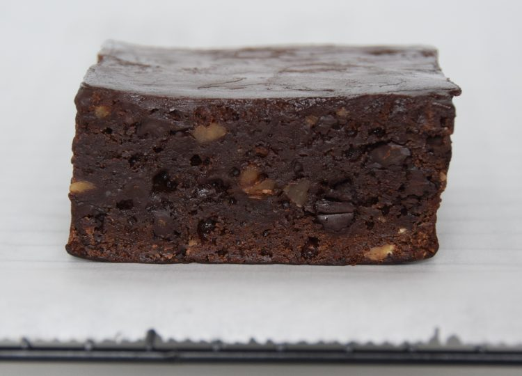 Mabel's Triple Chocolate Brownies