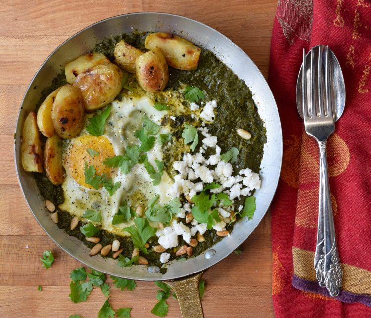 Torsh-e Tareh: Gilaki Herb Stew