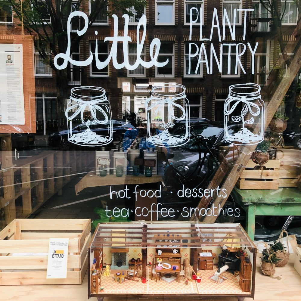 Little Plant Pantry, Amsterdam