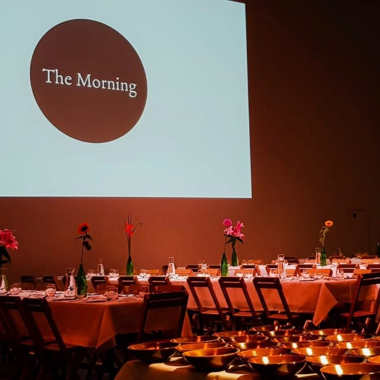 The Morning Breakfast returns to The Stedelijk Museum